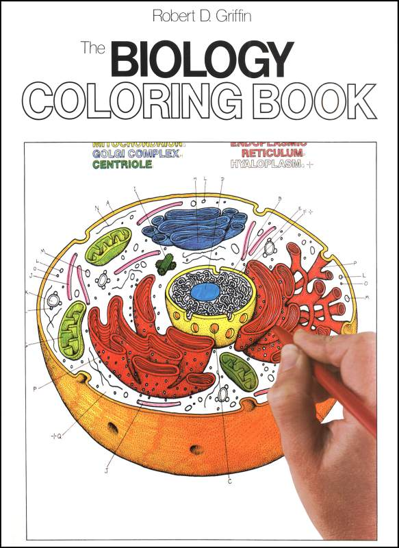 - Biology Coloring Book HarperCollins 9780064603072