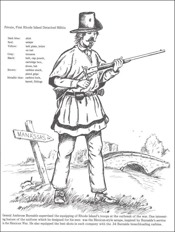 Civil War Coloring Pages - Best Coloring Pages For Kids | 794x600