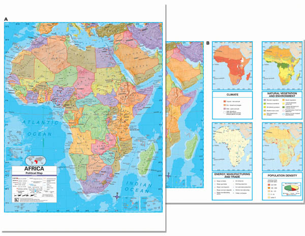 Africa Advanced Political Deskpad