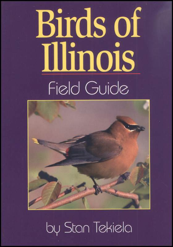 Birds of Illinois Field Guide
