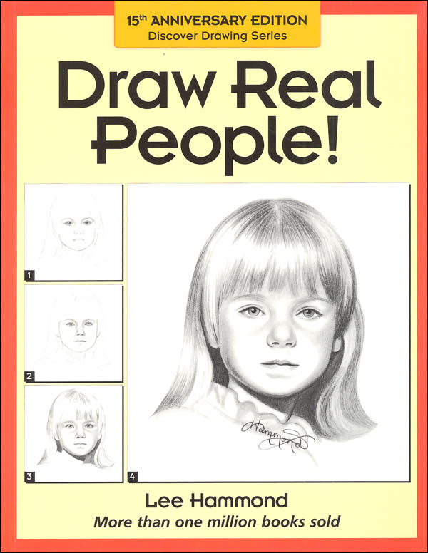 Draw Real People! (Discover Drawing)