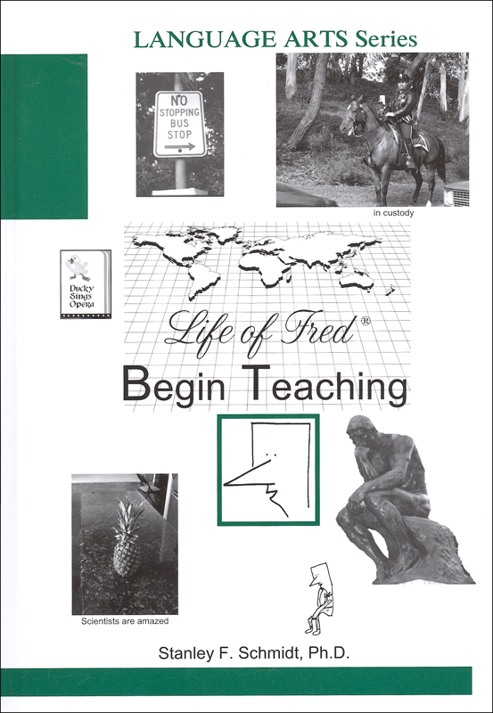 Life of Fred Language Arts Series: Begin Teaching