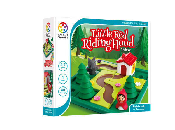 Little Red Riding Hood Deluxe Game