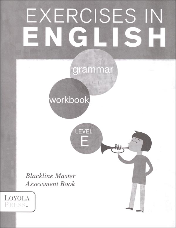 Exercises in English 2013 Level E Assessment Book