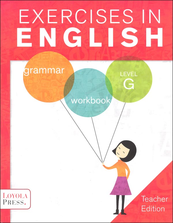 Exercises in English 2013 Level G Teacher Edition