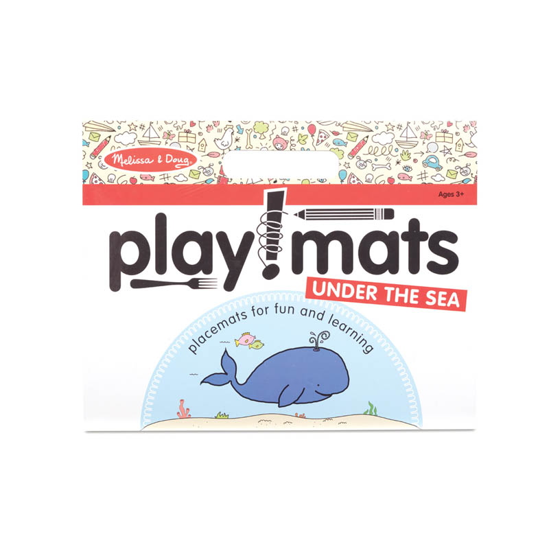 Play! Mats Under the Sea
