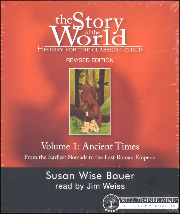 Story of the World Vol. 1 2nd Edition Audiobook CDs