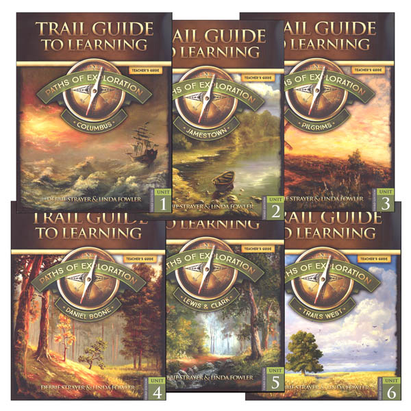 Paths of Exploration 3rd Edition (6 Unit Set)