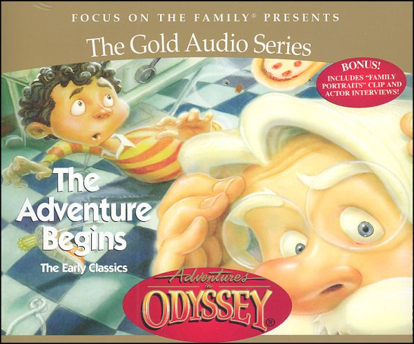 Adventure Begins (AIO Gold #1) CD
