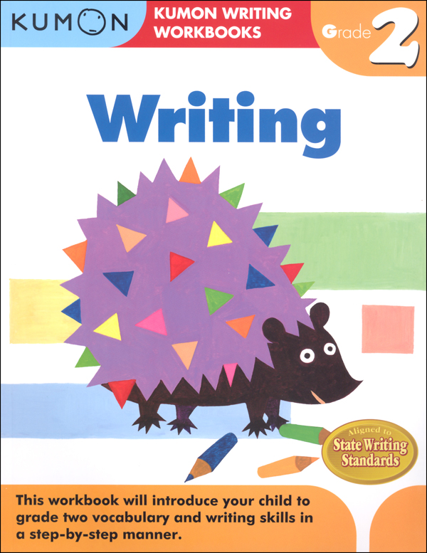 Kumon Writing Workbook Grade 2