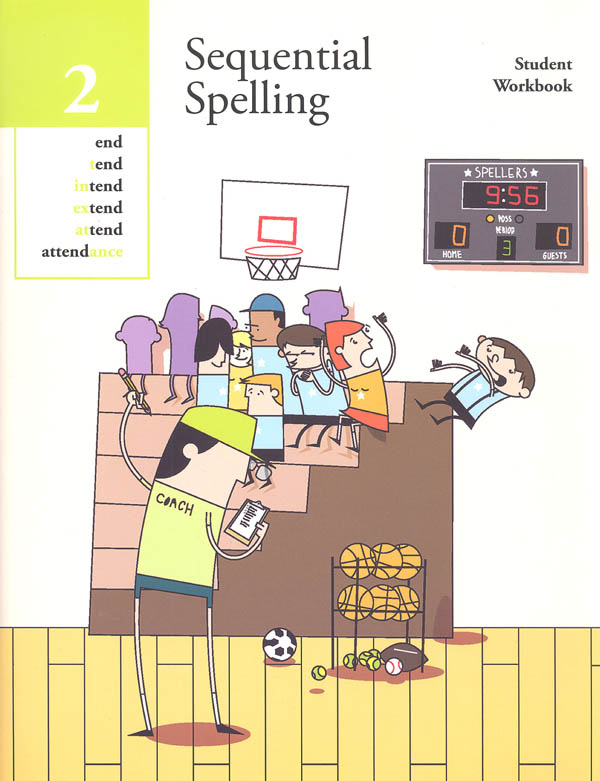 Sequential Spelling Level 2 Student Revised