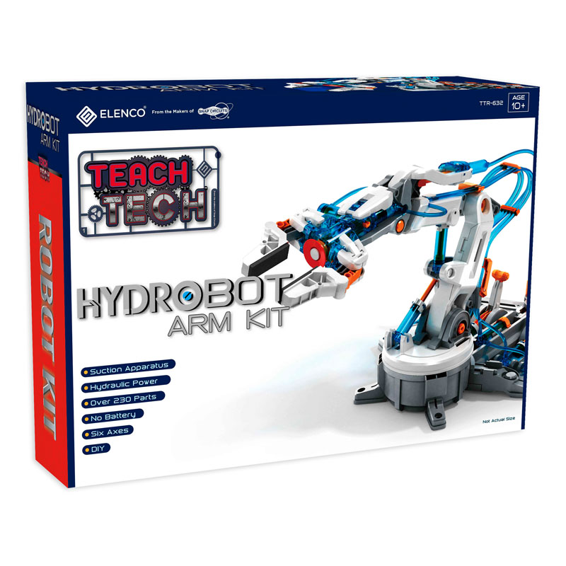 Teach Tech HydroBot Arm Kit