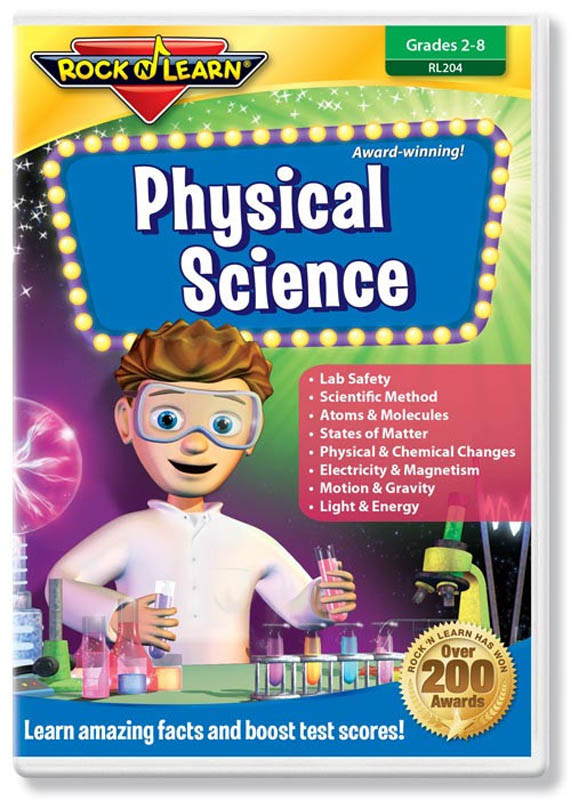 Physical Science DVD
