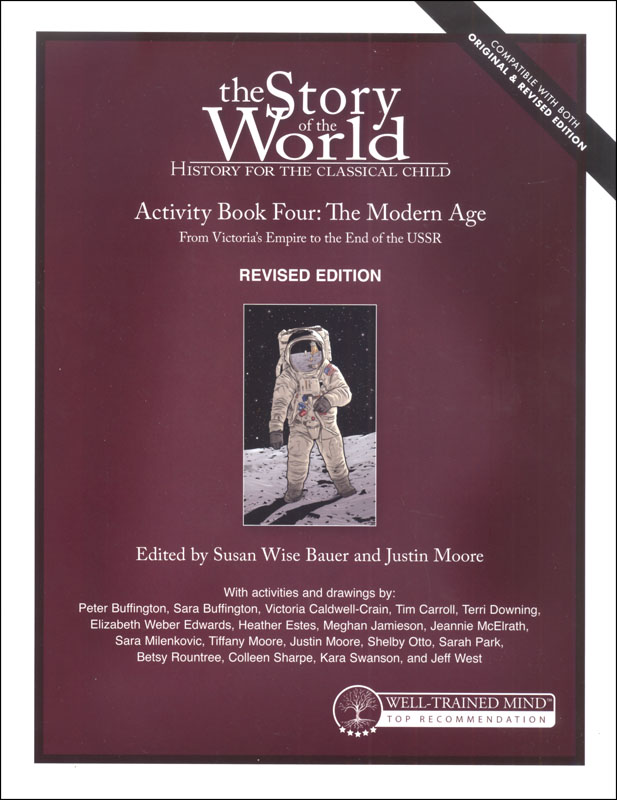 Story of the World Vol. 4 Activity Book (Paperback)