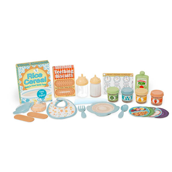 Mealtime Play Set
