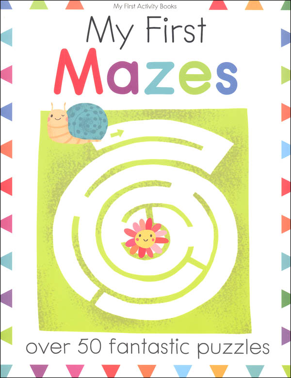My First Mazes (My First Activity Book)