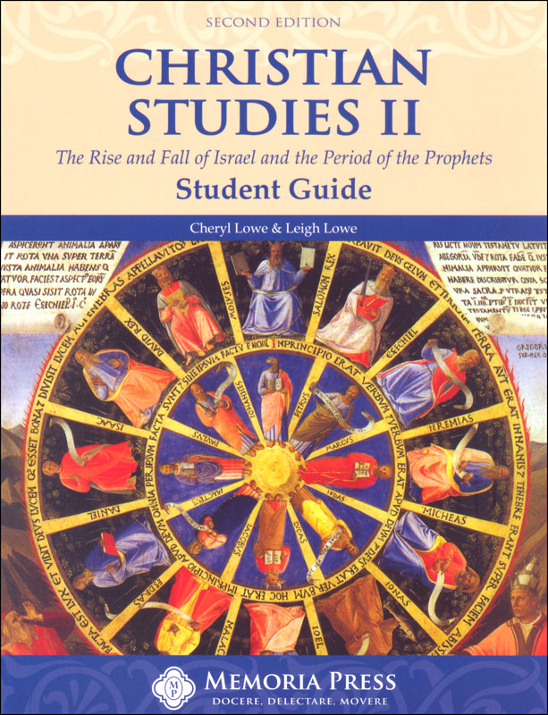 Christian Studies Book II Student Second Edition