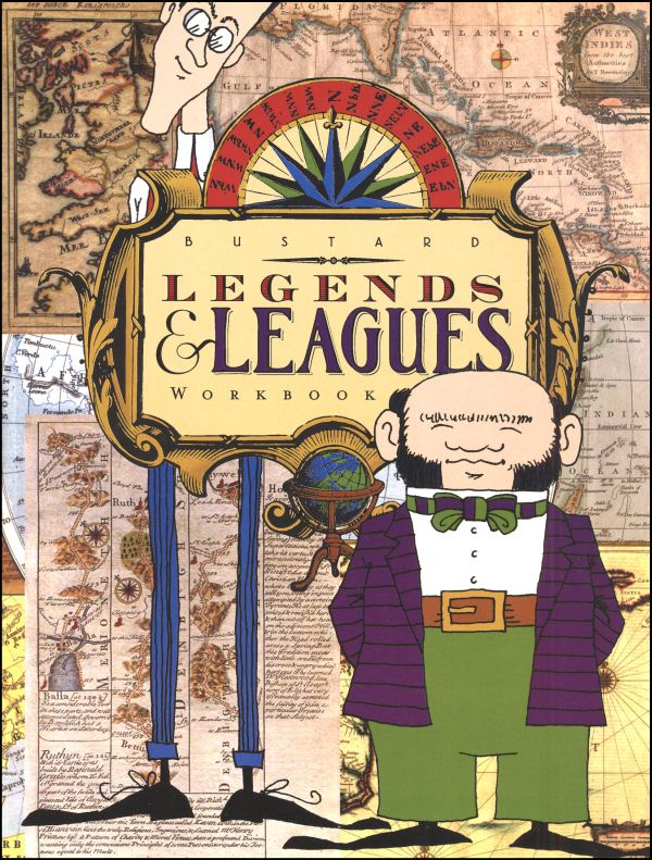 Legends & Leagues Workbook
