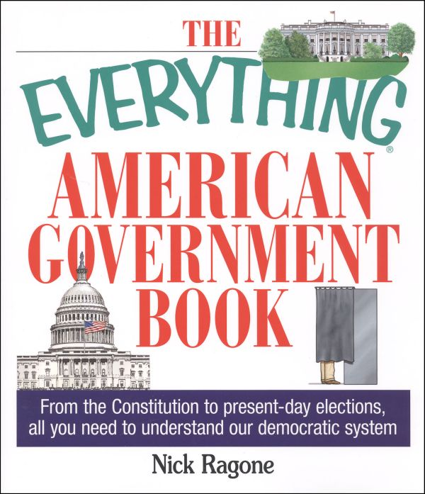 Everything American Government Book