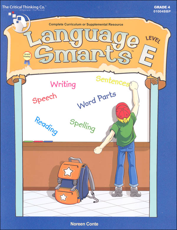 Language Smarts Book E