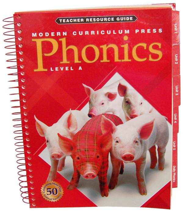 MCP Phonics A Teacher Guide (1998/2003)