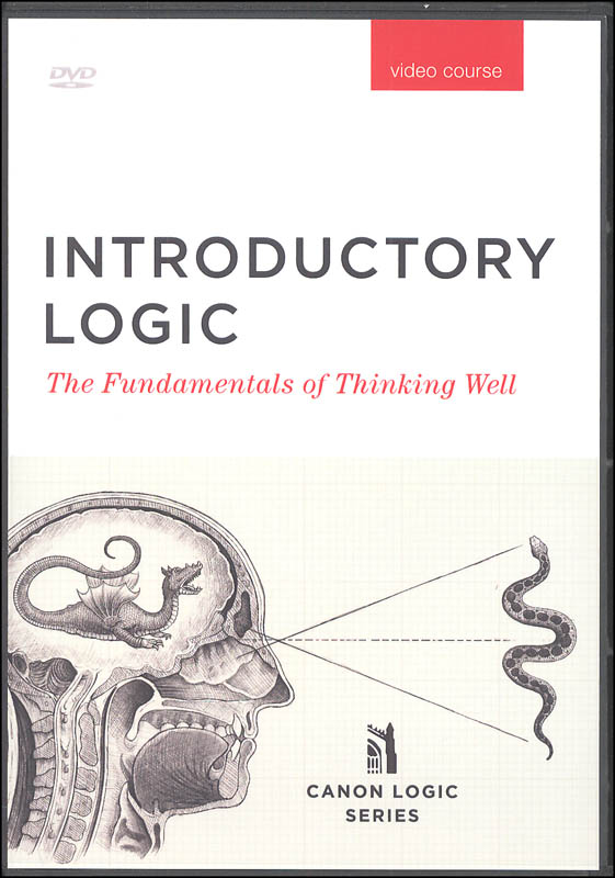 Introductory Logic: The Fundamentals of Thinking Well DVD Set 5ED
