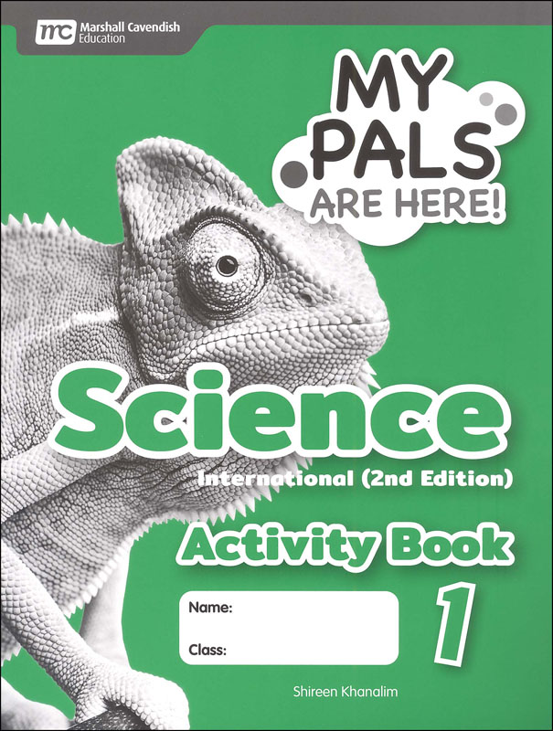 My Pals Are Here! Science International Activity Book 1 (2nd Edition)