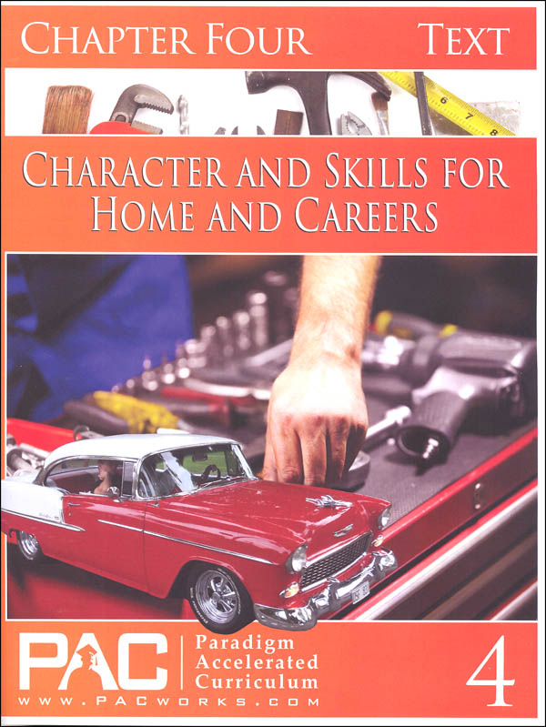 Character & Skills For Home & Careers Chapter 4 Text