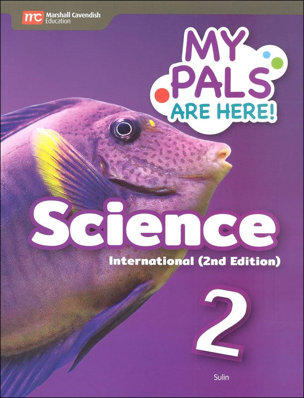 My Pals Are Here! Science International Text Book 2 (2nd Edition)