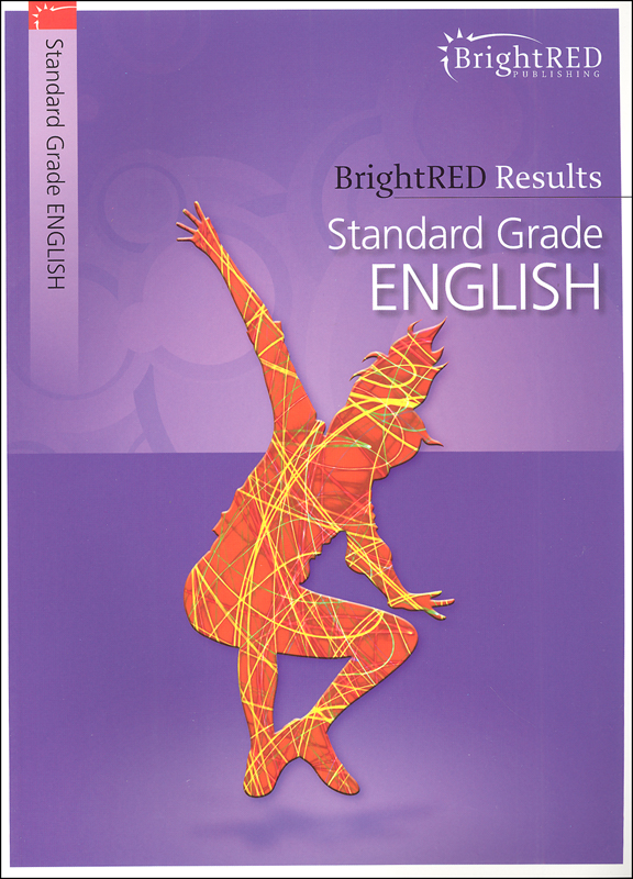 Standard Grade English (BrightRED Results)