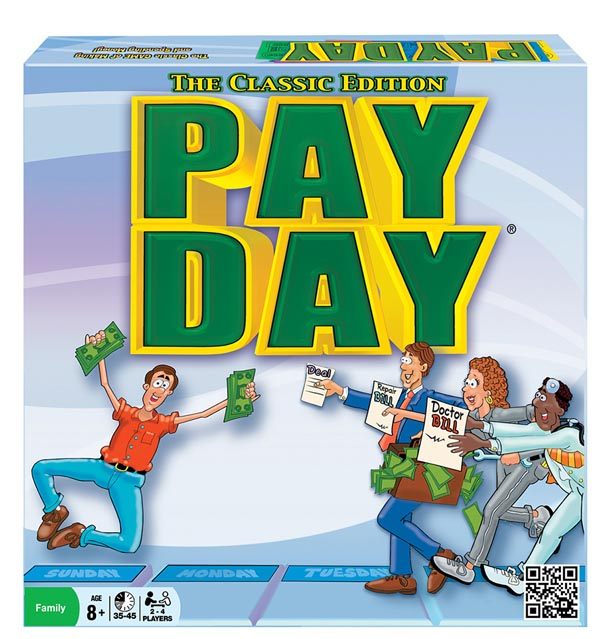 Pay Day Game Classic Edition
