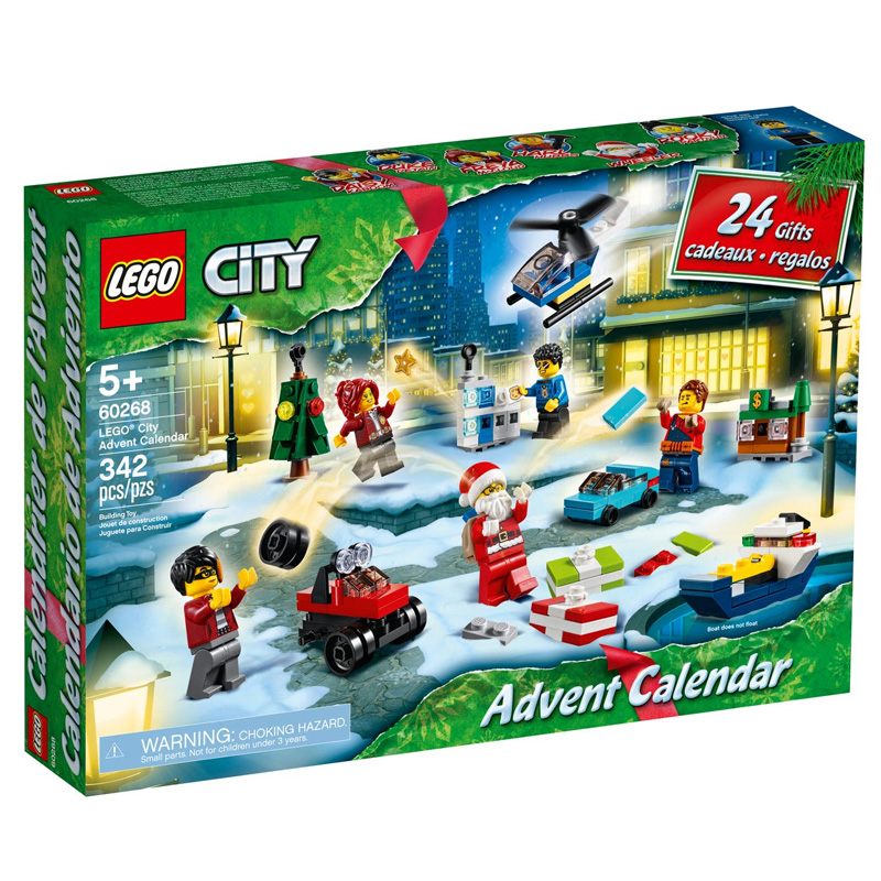 LEGO City Advent Calendar (60268)