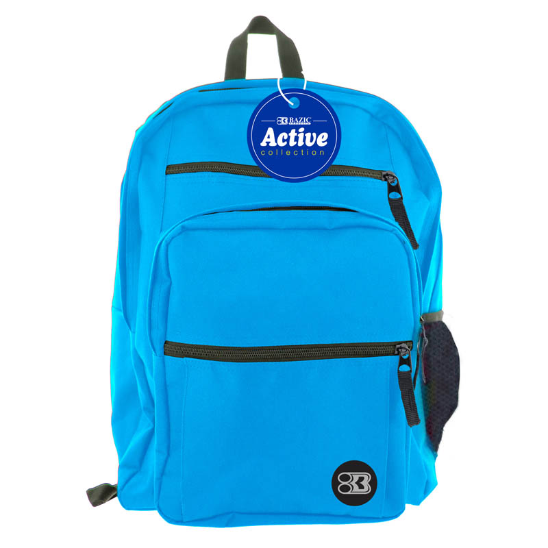 Cyan Active Backpack 17""