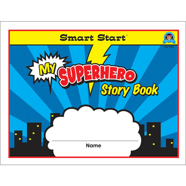 Superhero Smart Start K-1 Story Book