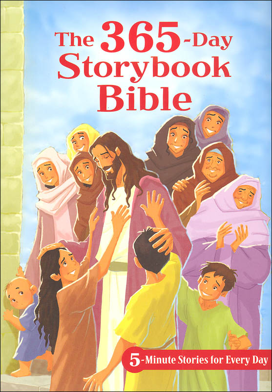 365-Day Storybook Bible