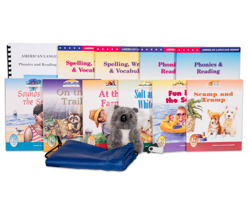American Language Series Complete Package