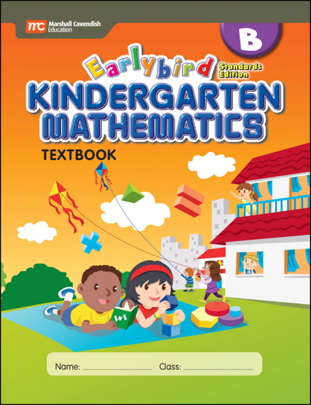 Earlybird Kindergarten Math Textbook B Standards Edition