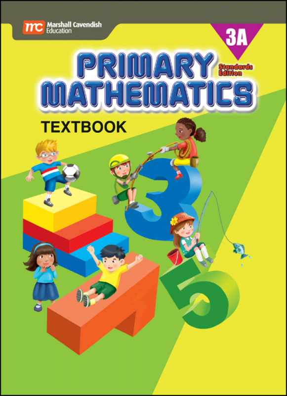 Primary Mathematics Textbook 3A Standards Edition