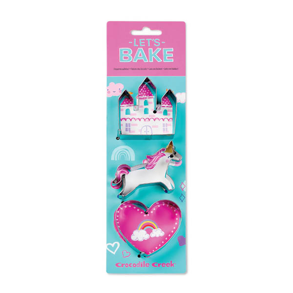 Let's Bake Cookie Cutters - Unicorn