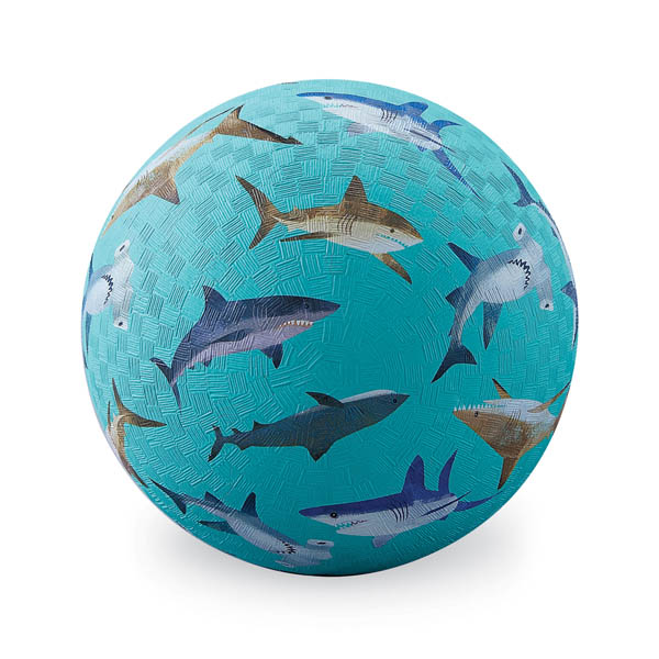 Sharks Playground Ball - 7 inch