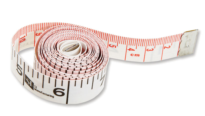 Tape Measure English/Metric 60""
