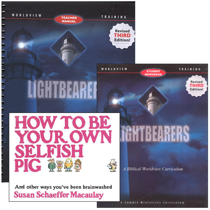 Lightbearers Homeschool Teaching Package (Revised 3rd Edition)