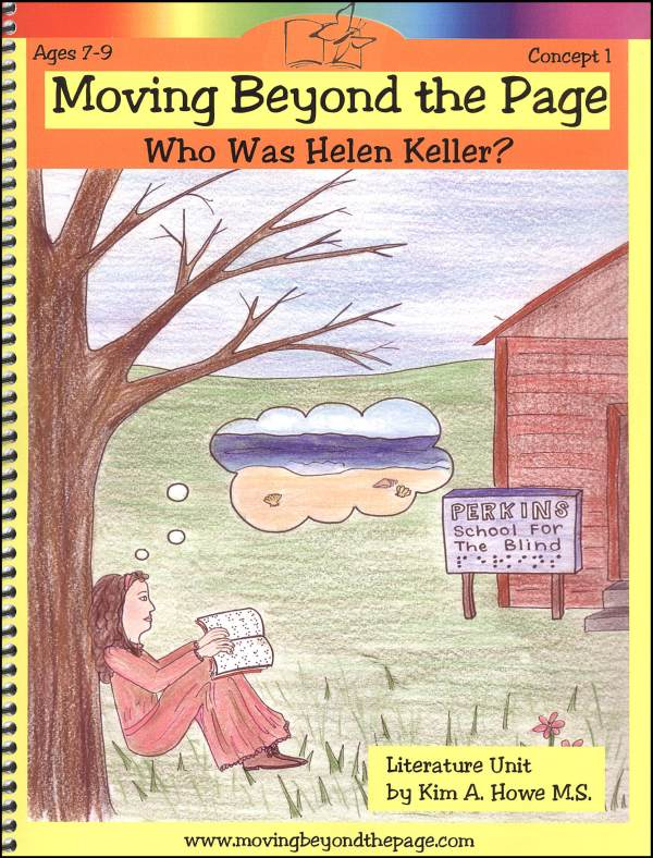 Who Was Helen Keller? Literature Unit