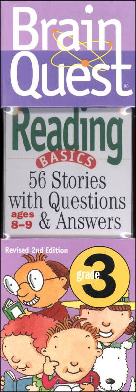 Brain Quest Reading - Grade 3