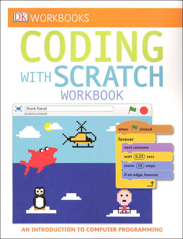 Coding With Scratch Workbook (DK)