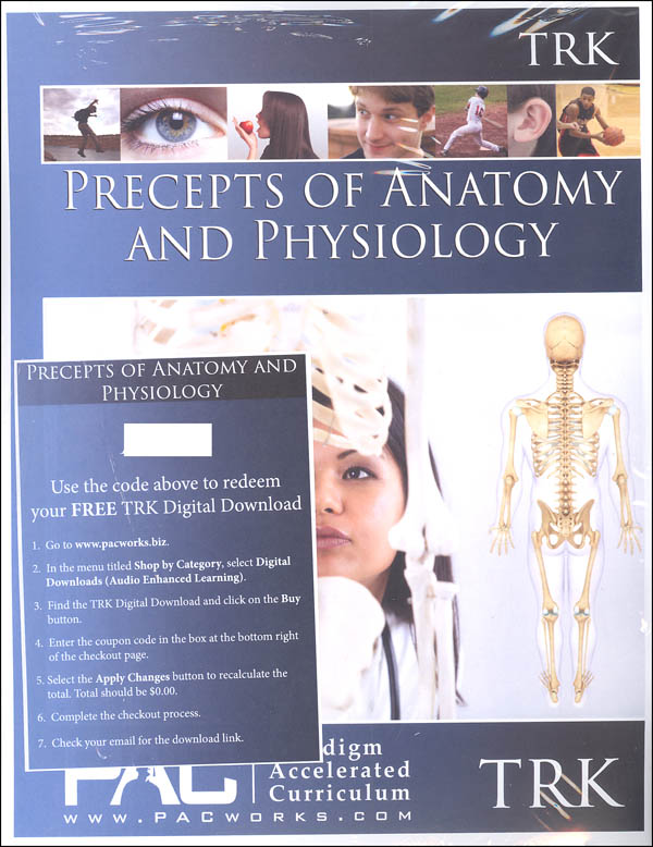 Precepts of Anatomy & Physiology Teacher's Resource Kit