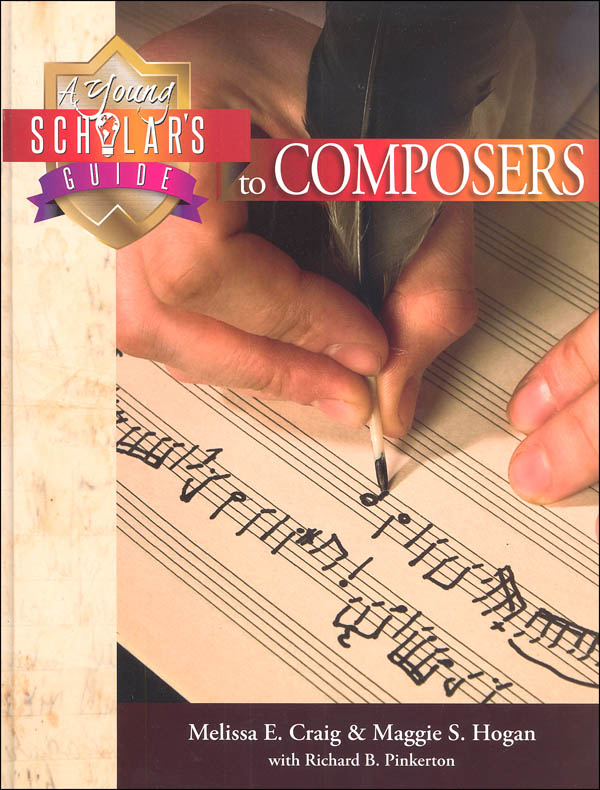 Young Scholar's Guide to Composers Book (with Digital Download Code)