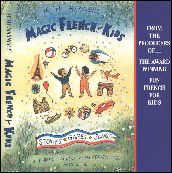 Magic French for Kids CD