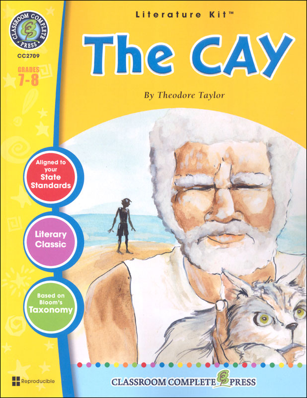 Cay Literature Kit (Novel Study Guides)