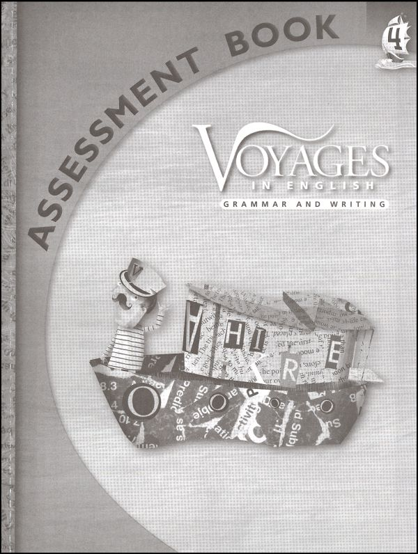 Voyages in English 2011 Grade 4 Assessment